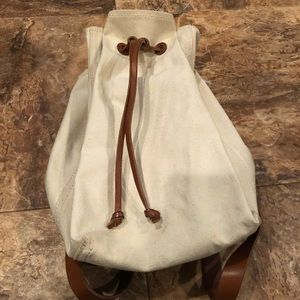Madewell Somerset Backpack (damage on strap)